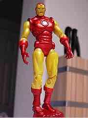 Hasbro Iron Man 2 Iron Man (Blast-Off Figure Stand)