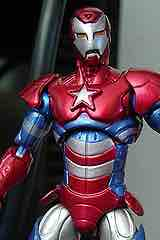 Hasbro Marvel Universe Iron Patriot Action Figure