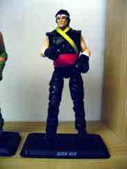 Hasbro Pursuit of Cobra G.I. Joe Quick Kick