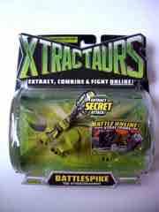 Mattel Xtractaurs Comic Series Battlespike Styracosaurus