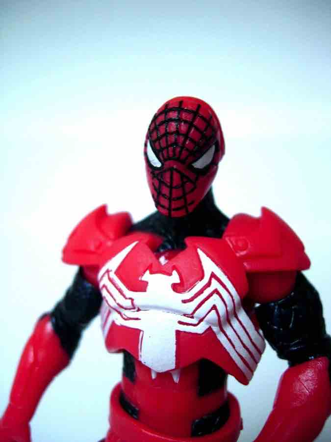 16bit.com Figure of the Day Review: Hasbro Spider-Man (Kid ...