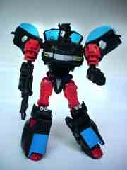 Hasbro Transformers Botcon Streetstar Action Figure