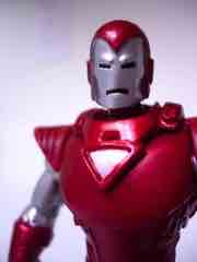 Hasbro Iron Man Comic Series Silver Centurion