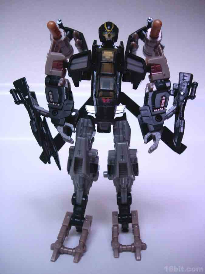 Tomahawk Action Figure Hasbro 20903 Transformers Hunt For the Decepticons