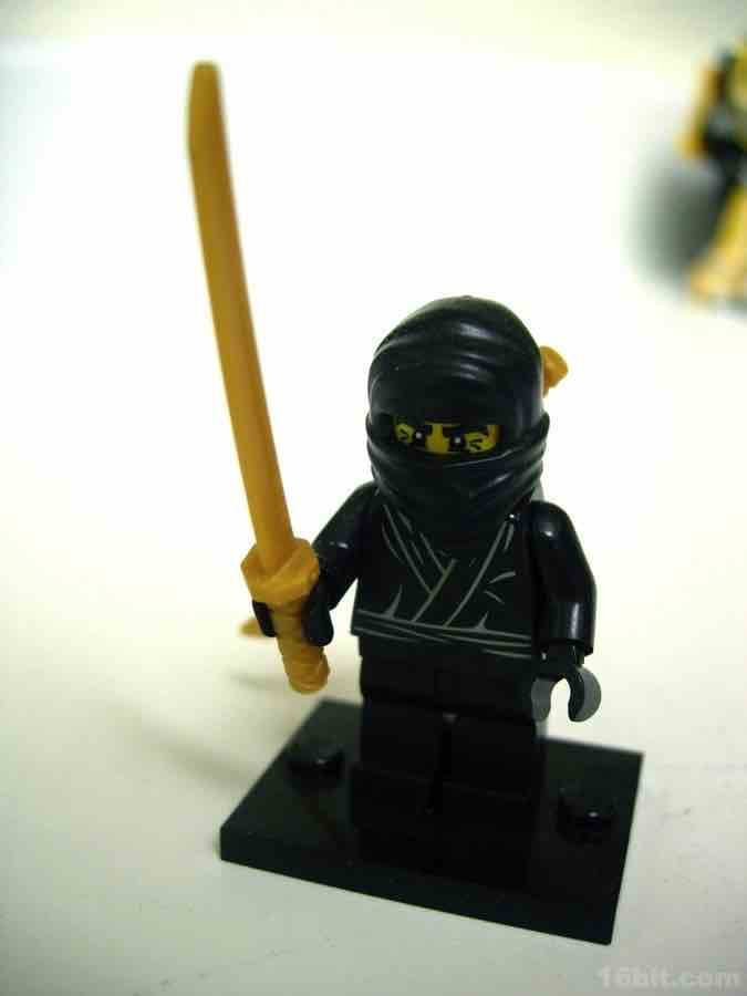Lego Ninja Toys : Bit figure of the day review lego minifigures