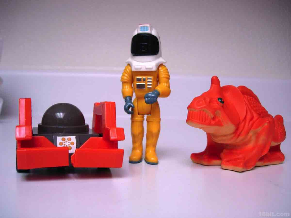 16bit.com Figure of the Day Review: Fisher-Price Adventure ...