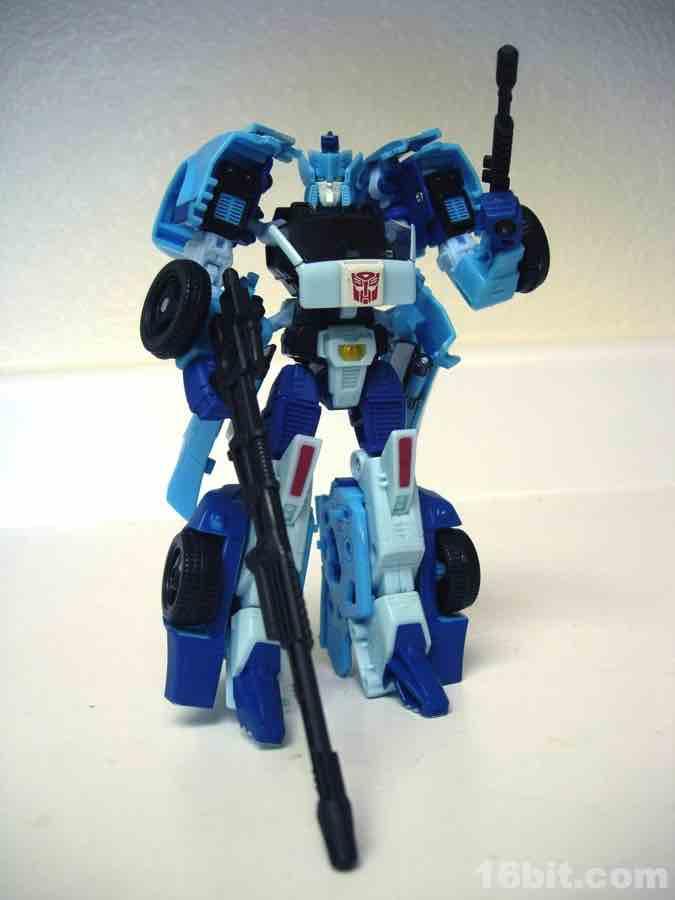 Transformers Generations Deluxe BLURR figure/'s Pistol