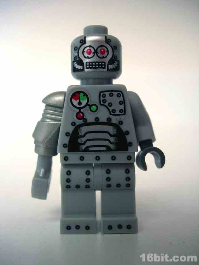 16bit Com Figure Of The Day Review Lego Minifigures