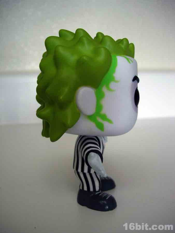 16bit Com Figure Of The Day Review Funko Beetlejuice Pop