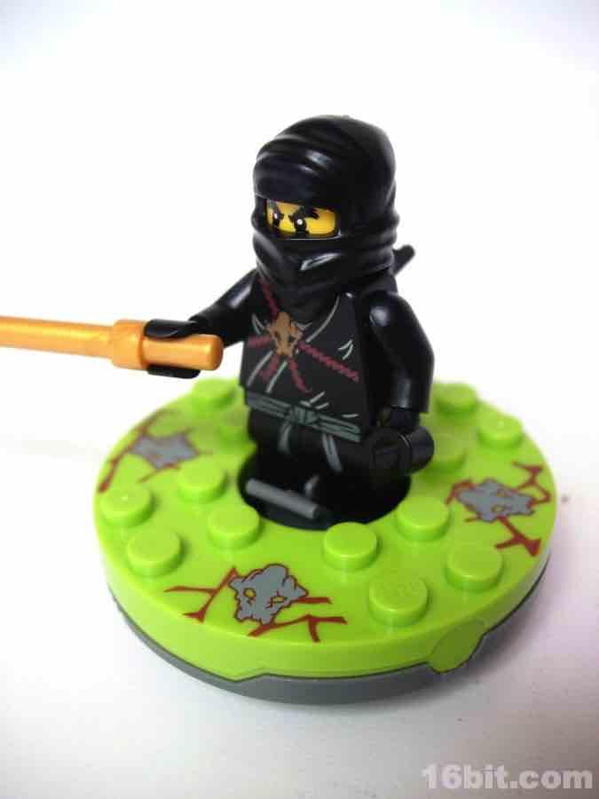 16bit Com Figure Of The Day Review Lego Ninjago 2112 Cole Action Figure
