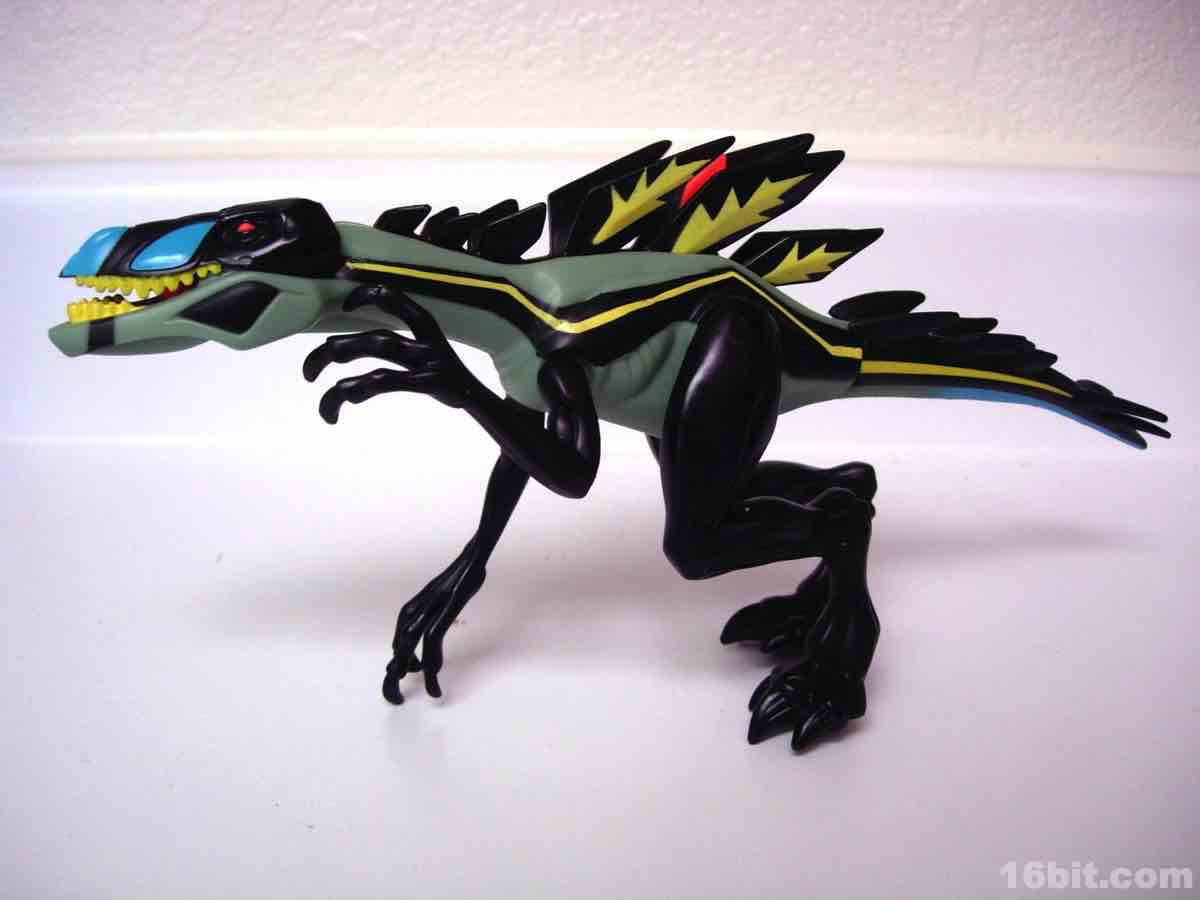 16bit com Figure of the Day Review: Kenner Jurassic Park