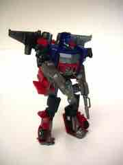 Hasbro Transformers Dark of the Moon Cyberverse Sneak Preview Optimus Prime Action Figure