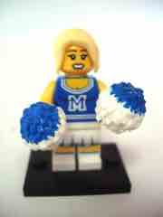 LEGO Minifigures Series 1 Cheerleader