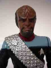 Playmates Star Trek Combat Action Worf