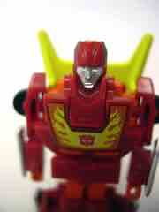 Takara Smallest Transforming Transformers Hot Rodimus (Hot Rod)