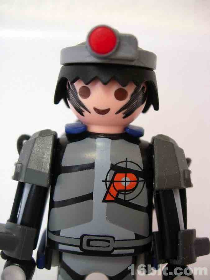 top agent playmobil