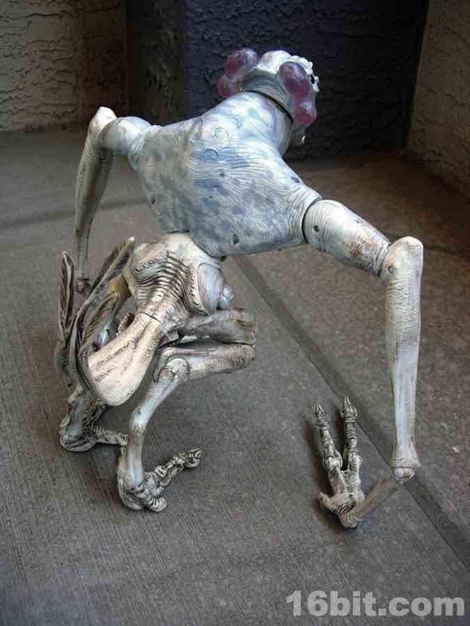 Toys For 4 And Up : Bit figure of the day review hasbro cloverfield