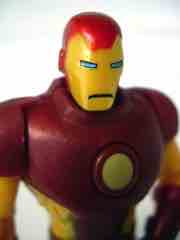 Hasbro Iron Man 2 Comic Series Iron Man