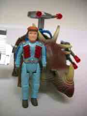 Tyco Dino-Riders Styracosaurus and Turret