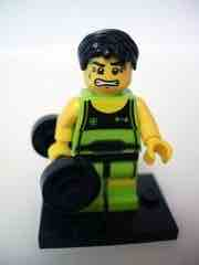 LEGO Minifigures Series 2 Weightlifter