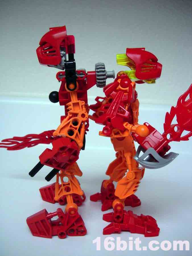 16bit.com Figure of the Day Review: LEGO Bionicle Stars ...