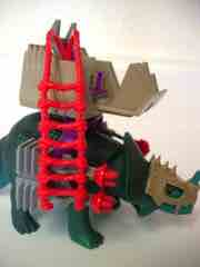 Tyco Dino-Riders Monoclonius and Mako