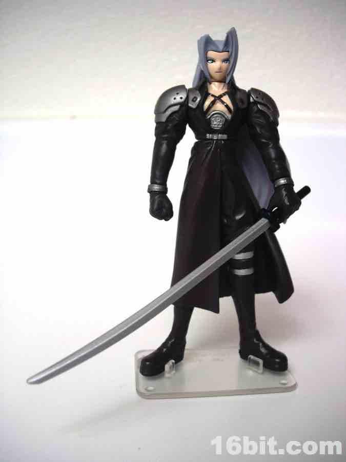 16bit.com Figure of the Day Review: BanDai Final Fantasy ...
