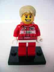 LEGO Minifigures Series 3 Race Car Driver