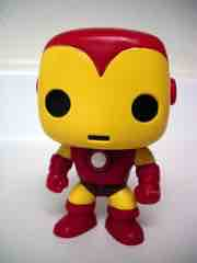 Funko Marvel Universe Pop! Vinyl Iron Man Vinyl Figure Bobble Head