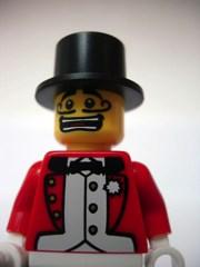 LEGO Minifigures Series 2 Ringmaster