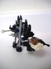 Tomy Zoids Gorgodos Action Figure