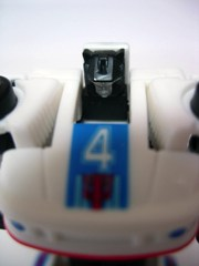 Takara Smallest Transforming Transformers Meister (Jazz)