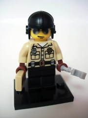 LEGO Minifigures Series 2 Traffic Cop