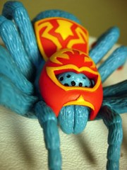 Uncle Milton Tarantula Planet Loco Ocho Action Figure