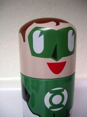 Mixo DC Canister Green Lantern Kooky Cans