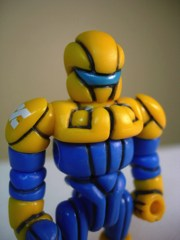 Onell Design Glyos Glyaxia Command Elite Glyan Action Figures