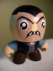 Hasbro Spider-Man Mighty Muggs J. Jonah Jameson
