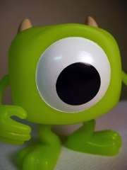Funko Disney Pop! Vinyl Mike Wazowski Vinyl Figure