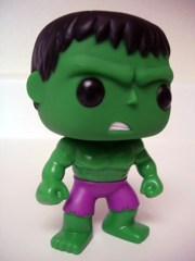 Funko Marvel Universe Pop! Vinyl The Hulk Vinyl Figure Bobble Head