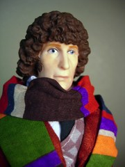 Bif Bang Pow! Doctor Who Fourth Doctor Action Figure