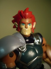 BanDai ThunderCats 4-Inch Lion-O Action Figure
