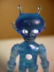 Four Horsemen Outer Space Men Galactic Holiday Alpha 7 Action Figure