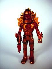 Four Horsemen Outer Space Men Cosmic Creators Mel Birnkrant Inferno Action Figure