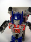 Transformers Bot Shots Optimus Prime Launcher Figure