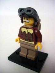 LEGO Minifigures Series 3 Pilot