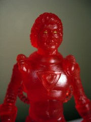 Four Horsemen Outer Space Men Galactic Holiday Commander Comet Action Figure