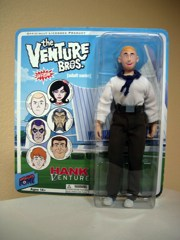 Bif Bang Pow! Venture Bros. Hank Venture Action Figure