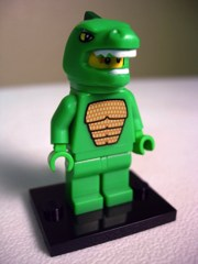 LEGO Minifigures Series 5 Lizard Man