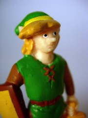 Applause Zelda II: The Adventure of Link Link Action Figure