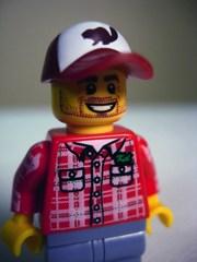 LEGO Minifigures Series 5 Lumberjack